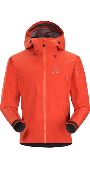 Arc'teryx M's Beta LT Jacket Vermillion